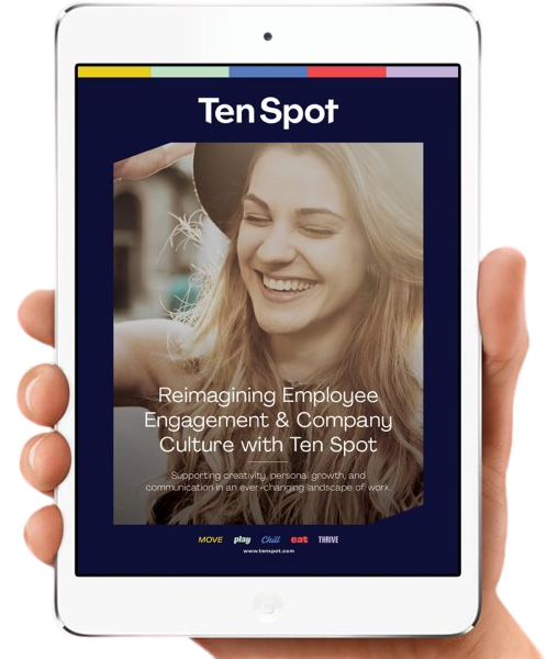 Ten Spot is helping companies